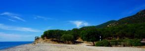 Фото с земельного участка