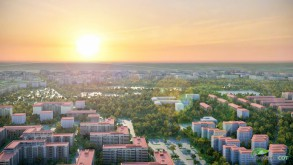 """Международный проект комплексного освоения территорий «Мини-полис """"Куб-А""""» в Краснодаре"""