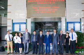 """Отчёт о презентации проекта """"Куб-А"""" в Пекине"""