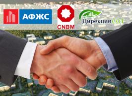 Переговоры с китайской корпорацией CNBM в Москве